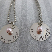 Sorority Sisters Necklace - Big & Little
