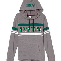 Michigan State University Pullover Hoodie - PINK - Victoria's Secret