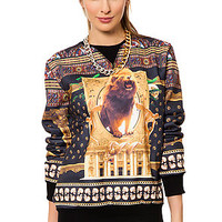 The Lions Den Sweater