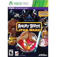 Angry Birds Star Wars Xbox 360 Video Game