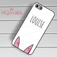 Louise Belcher from Bobs Burgers Cartoon Show-ny for iPhone 4/4S/5/5S/5C/6/6+,samsung S3/S4/S5/S6 Regular/S6 Edge,samsung note 3/4