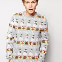 ASOS Holiday Sweater