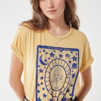 Project Social T Moon + Stars Tee | Urban Outfitters