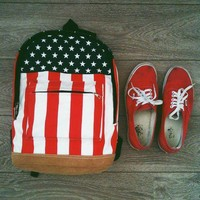 american,vans | via Facebook - image #1080940 by korshun on Favim.com