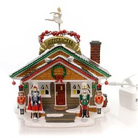 Department 56 House THE NUTCRACKER HOUSE Christmas Lane  Ballerina 4056678