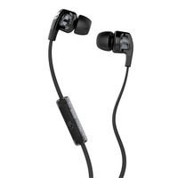 Skullcandy Smokin' Buds Earbuds Black One Size For Men 22818710001