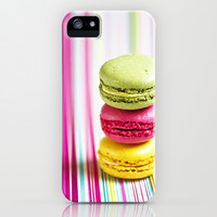 MACARONS iPhone & iPod Case by Ylenia Pizzetti