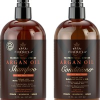 Royal Formula Argan Oil Shampoo & Conditioner Set