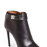 Givenchy 'Ryka' Shark Tooth Open Toe Bootie (Women) | Nordstrom