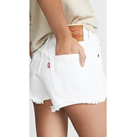 Levis Short Pearly White