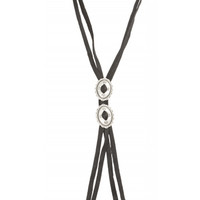 The Jacy Silver Necklace