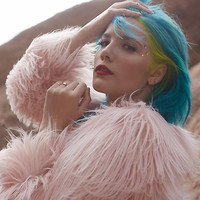 Halsey by swimmey45