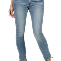 PAIGE Hoxton High Rise Skinny Jeans (Beachwood)   Nordstrom