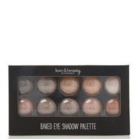 Baked Eye Shadow Palette