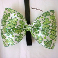 Luck of the Irish Bow from A Bow For Mama