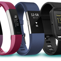 *Fitbit Charge 2/Charge HR/Blaze/Surge/Alta Heart Rate Fitness Watch Large Small