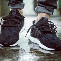 ADIDAS UltraBOOST trend men's shoes breathable casual sports running shoes