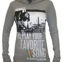 Juniors: Long Sleeve - Catch a Fire -  Favorite Song (Thermal Hooded) T-shirts at AllPosters.com