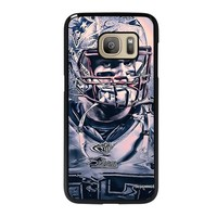 ROB GRONKOWSKI NEW ENGLAND PATRIOTS Samsung Galaxy S7 Case Cover