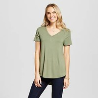Women's Favorite V-Neck Tee - Merona™