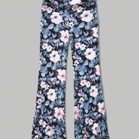 girls knit flare pants   girls clearance   Abercrombie.com