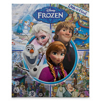Frozen Look and Find Book