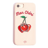 Mon Cheri Ring Stand Phone Case