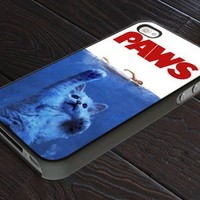 PAWS Movie PARODY - Print On Hard Cover For iPhone 4,4S