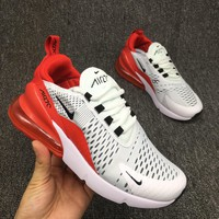 Nike Air Max 270 men and women The air cushion shoes-27