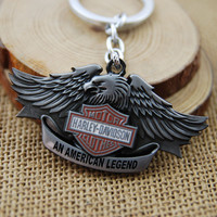 Men's Motorcycle Key Chain Trinket Llaveros Keychain High Quality Car Keyring Key Ring Holder For Men Jewelry Gift Souvenirs