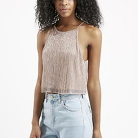 Metallic Crinkle Cami - New In This Week - New In