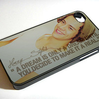 Case iphone 4 and 5 for harry styles one direction by TomStenlie