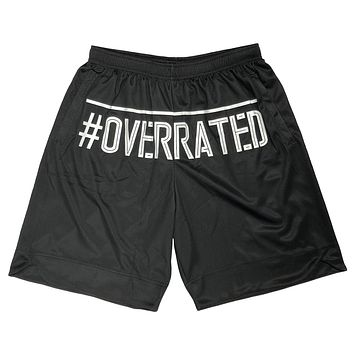 OVERRATED SHORTS