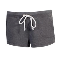 Juniors' Grayson Threads Drawstring French Terry Shorts   null
