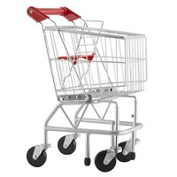 Metal Shopping Cart in Imaginary Play | The Land of Nod