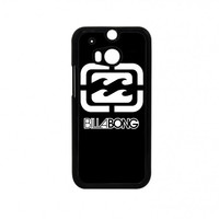 billabong logo surfing clothing HTC One M8 Case