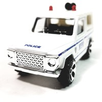 DARON New York City NYPD Police Crowd Control SUV 1/64 S Scale NYC Diecast Car