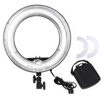 14in 45W Fluorescent Dimmable Ring Light for Video Photo