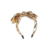 GOLD HAIRBAND