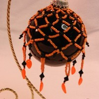 Trick or Treat Halloween Netting and Ball