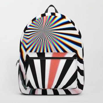 Hypno Backpack by duckyb