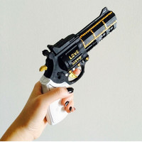 Hot New Batman Comic Suicide Squad Harley Quinn Costume Cosplay Prop Gun Accessories Free Shipping