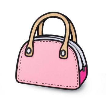 JumpFromPaper™ Carly Sweetie (Pink)