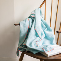 MINT DREAM THROW by Happy French Gang for Of a Kind