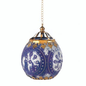 ANTIQUITY MOROCCAN HANGING CANDLE LAMP