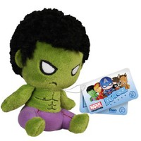 Funko Mopeez: Marvel - Hulk Action Figure