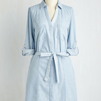 Mid-length 3 Shirt Dress Premiere Post Dress