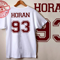 Niall Horan shirt horan 93 Tshirt Unisex, One Direction shirt for male and female S-XXL