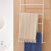 Over-The-Door Ladder Storage Rack | Urban Outfitters