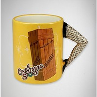 A Christmas Story Leg Lamp Mug - Spencer's